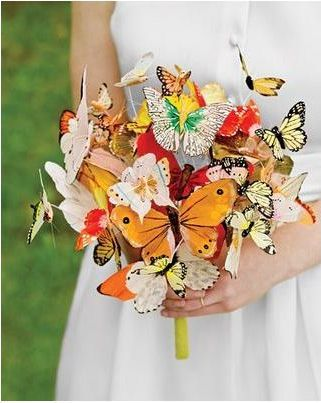 The most beautiful bouquet ever - and not too difficult to DIY...