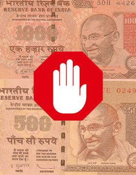 What to do with your #Rs500andRs1000 notes? #IndiaFightsCorruption #RS500 #Rs1000 #currencyban #notesban  Find out at bytes.quezx.com