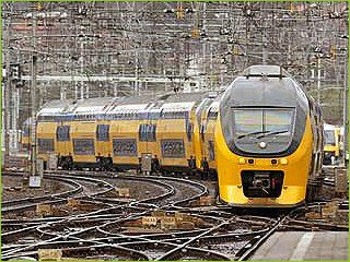 NS train Holland