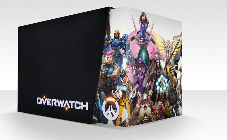 Overwatch Xbox One, PS4, PC Pre-Order Now Available