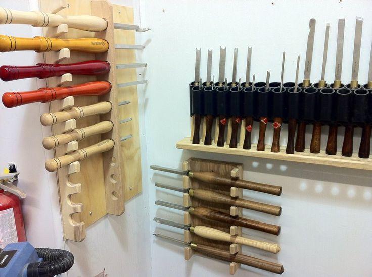 Plastic Lathe Projects   Lathe chisel holders