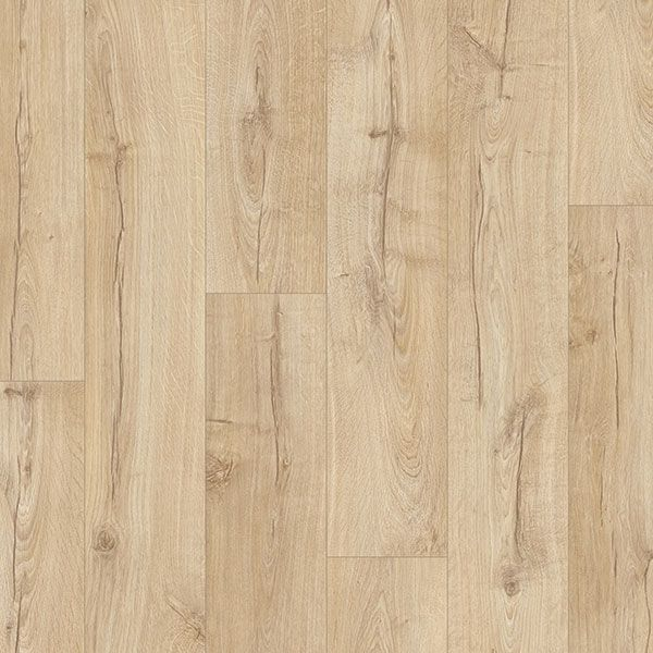 Revêtement de sol stratifié Quick-Step® Impressive Chêne classique beige monolames IM1847