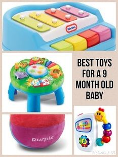 Brilliant Baby Toys for a 9 Month Old Baby