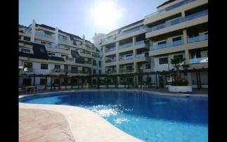 2 bedroom apartment for short term rental at Marina del Castillo, Castillo de La Duquesa, Manilva Municipality, Costa del Sol, Spain $345 euros to 645 euros per week depending on time of year