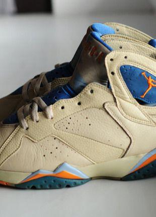 Kup mój przedmiot na #vintedpl http://www.vinted.pl/damskie-obuwie/obuwie-sportowe/12517529-air-jordan-7-pearl-us-75