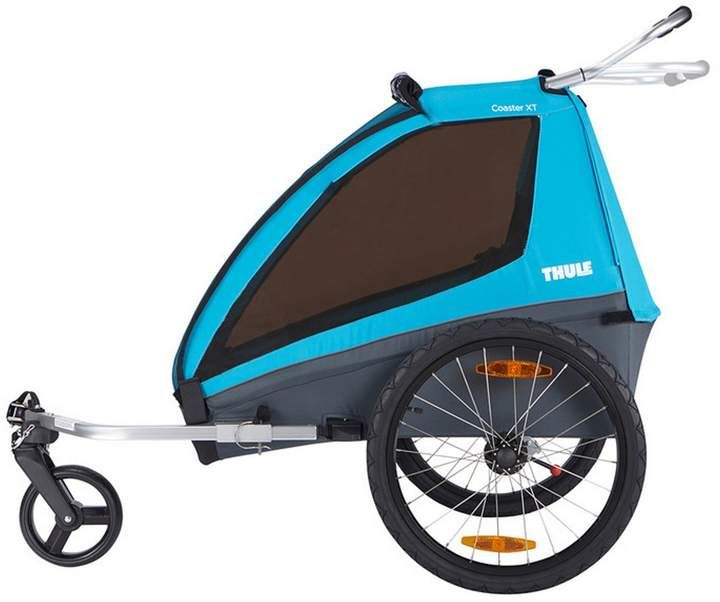 Thule Coaster Xt Double Stroller And Bike Trailer Bike Trailer Stroller Bike Trailer Thule Chariot
