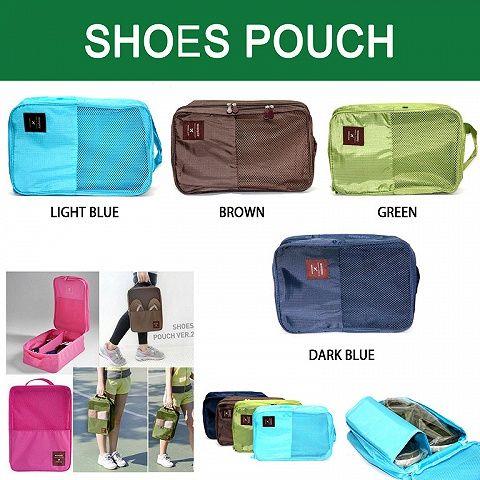 Shoes Pouch - Tas Untuk Sepatu