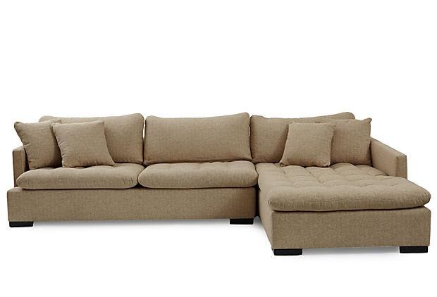 56 best images about bonus room redo on pinterest paint for Sectional sofa redo