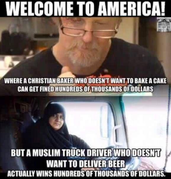Obama's America: Meme Exposes Liberal Hypocrisy Towards ...