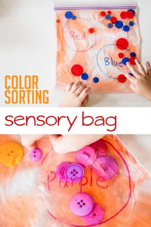 Sensory stimuli and its importance in stimulating young childrens senses