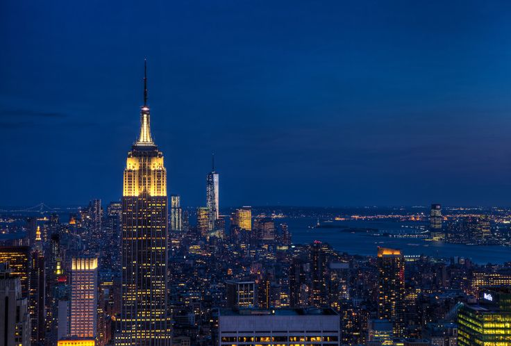 #NYC #NewYork #photography #HDR #bluehour