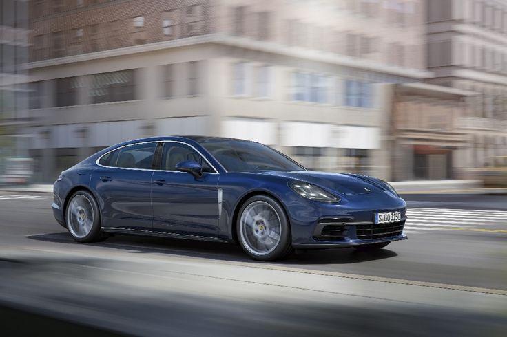 Porsche breidt Panamera-lijn uit: Executive met langere wielbasis en V6 turbo-modellen
