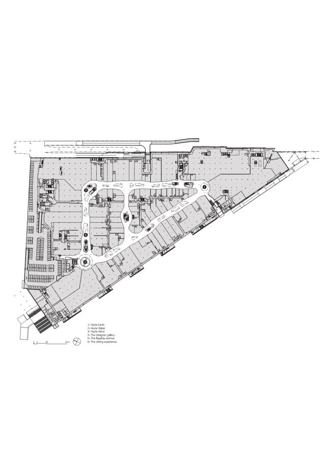 mall of scandinavia plan