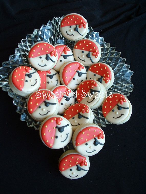 Pirate Party: Yo Ho Ho...Pirate Party Food Ideas - Mimi's Dollhouse