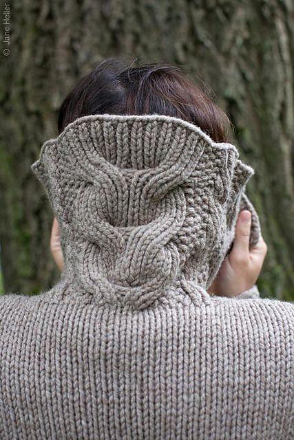 Ravelry: Issara pattern by Anne Kuo Lukito  #knit