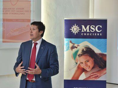 MSC potenzia il Fly&Cruise: «2.000 posti la settimana»