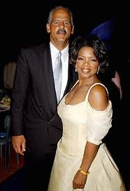 Oprah Winfrey and Stedman Graham...It's Been 20+ Years For This Team, But Marriage On Paper Does Not Seem To Be An Option...However, They Seem To Be In It Forever, For Sure!!