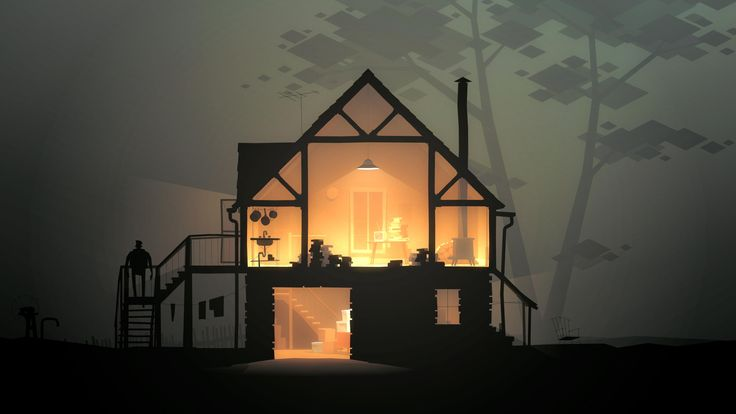 Kentucky Route Zero - Homely Home