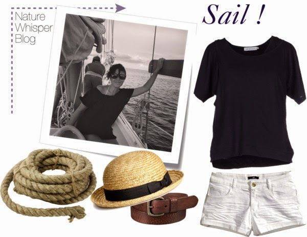 Sailing Outfit | NATURE WHISPER