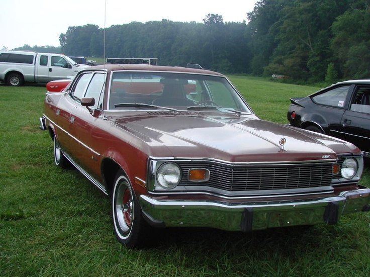 Matador Car: 190 Best Images About American Motors(AMC) & Nash On