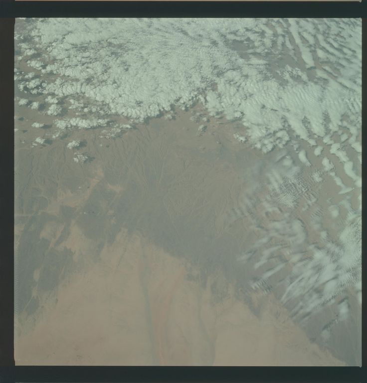 Apollo 9 Hasselblad image from film magazine 22/C - Earth orbit