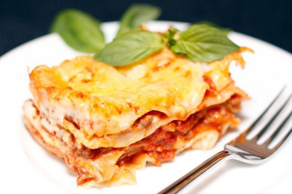 Рецепт лазаньи с фаршем (классическая лазанья), с пошаговыми фотографиями на Foodclub.ru