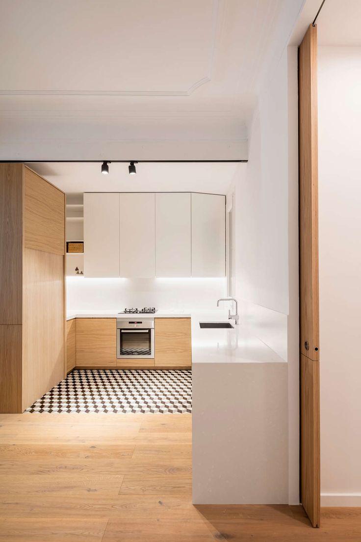 RENOVATION ALAN'S APARTMENT IN BARCELONA PROJECT DATA Studio EO arquitectura Architects Adrian Elizalde and Clara Ocaña Client Alan Location Comte Borrell ...