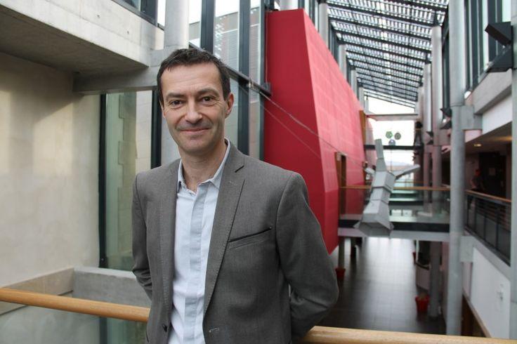 François Letellier est le nouveau directeur du développement de l'école d'ingénieurs Télécom...