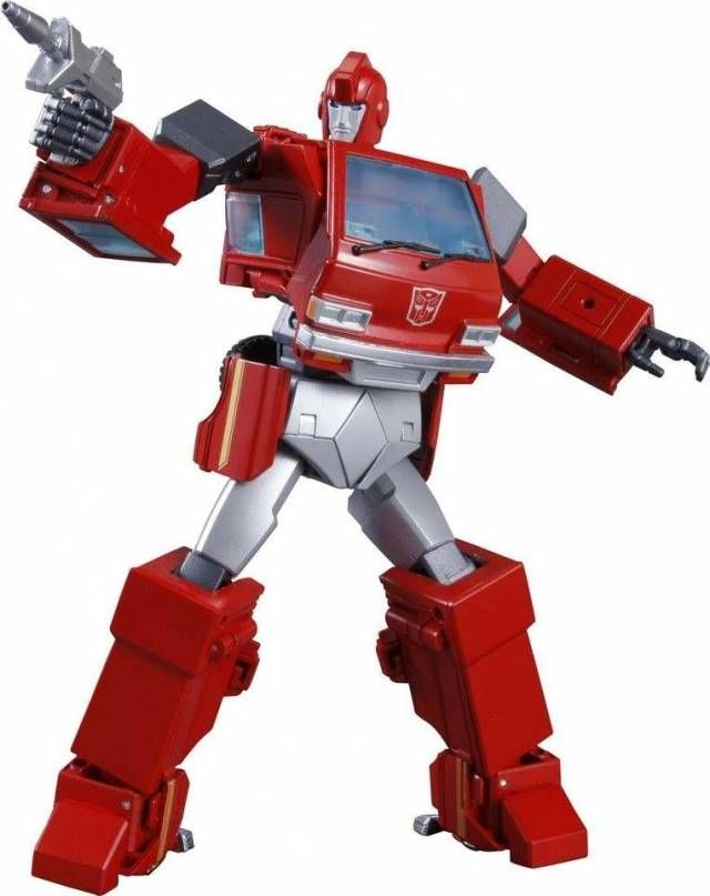 Transformers Takara Tomy Masterpiece MP27 Ironhide with Coin