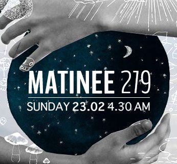 Matinée 279 | Perifrasi techno DOMENICA 23 FEBBRAIO 2N .via Casilina 279 start 4.30 https://www.facebook.com/events/214813465374397