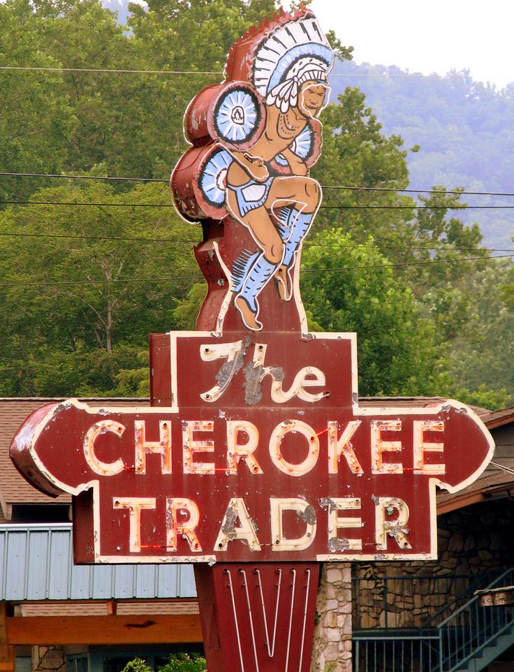 The Cherokee Trader | Flickr - Photo Sharing!