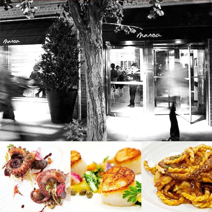 2 star - Restaurant Marea - New York #italianfood #italianchef #italianrestaurant www.100ITA.com