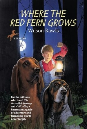 My favorite book when I was in elementary school.: Worth Reading, Wilson Rawlings, Books Worth, Movie, Favorite Books, Children Books, Red Ferns, Ferns Growing, Kid