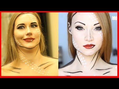 Comic book makeup madeyewlook