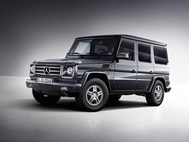 Mercedes-Benz G-Klasse, Modelljahr 2012 (W463)
