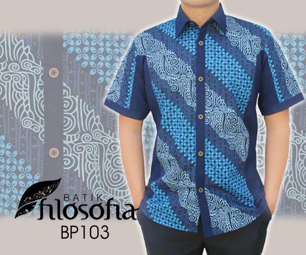 More Info : http://www.batikfilosofia.com/kemeja-batik-pria-103/