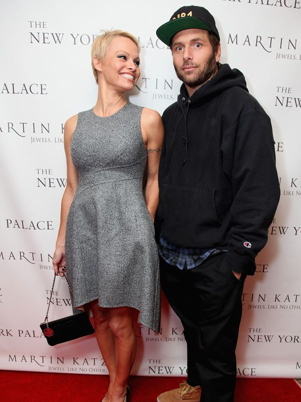 Pamela Anderson Marries Rick Salomon For The Second�Time