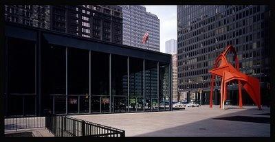 Ludwig Mies van der Rohe. Chicago Loop Post Office 1959