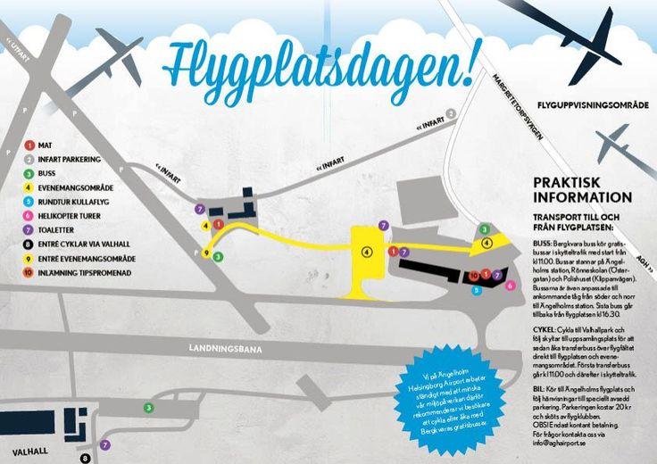 ÄngelholmHelsingborg Airport - Flygplatsdag