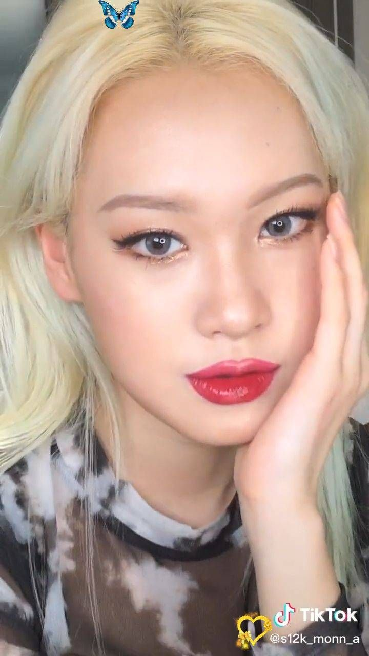 Kpop Idol Makeup Tutorial Beauty Tiktok Beauty Tiktok Watch This By Kpop Idol Makeup Tutorial Beauty Tiktok S12k Monn A Beauty Beautytips Beautyblogger Kpop