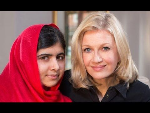 Malala Yousafzai Exclusive Interview With Diane Sawyer -FULL HD - YouTube-- Freedom of speech.