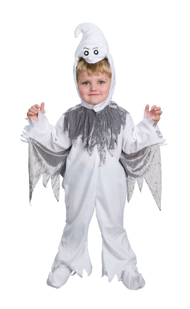 Halloween Costumes creative cute ghost Costumes