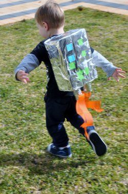 Make your very own jet pack!