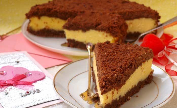 NapadyNavody.sk | Tvarohovo-čokoládová torta