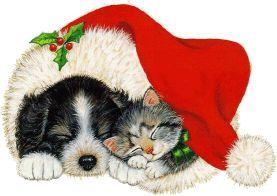 Kerstliefde kerstplaatjes van Animatieplaatjes.nl voor de mooiste kerstliefde