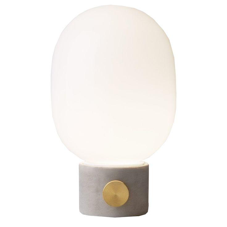 JWDA Concrete pöytälamppu – Menu