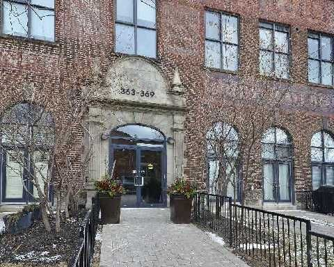 Authentic Hard #Loft for #Sale at the Robert Watson Lofts in #Roncesvalles 369 Sorauren Ave 205