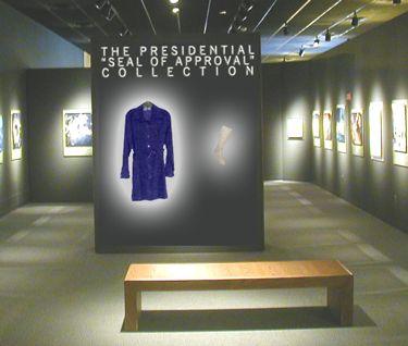 Monica Lewinsky's Blue Dress | The Politics of Clothing ...