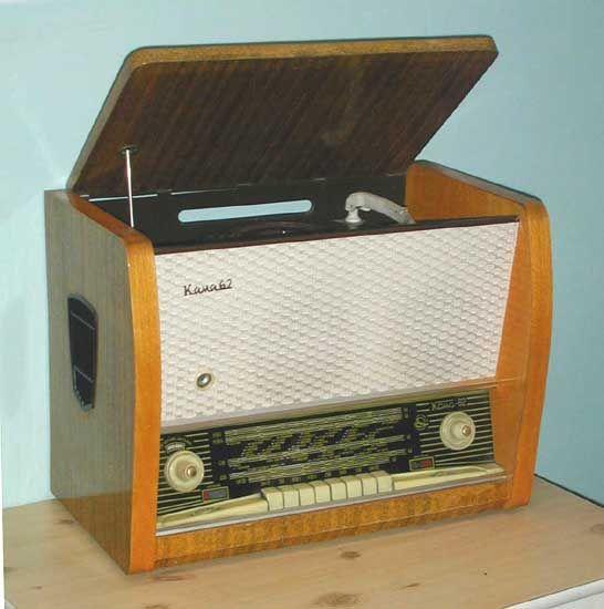 Radio, Radio Recorder , Recorder , Made in CCCP / UDSSR