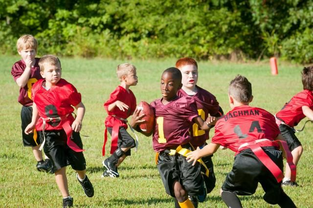 Study suggests youth flag football may not be safer than tackle. https://now.uiowa.edu/2017/02/ui-study-youth-flag-football